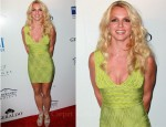 "Britney Spears In Herve Leger by Max Azria - The St. Bernard Project & The Spears Family Presents An Evening Of ""Southern Style"""