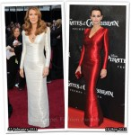 Who Wore Armani Privé Better? Celine Dion or Penelope Cruz
