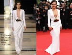 "Cheryl Cole In Stephane Rolland Couture - 2011 Cannes Film Festival ""Habemus Papam"" Premiere"