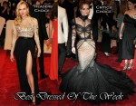Best Dressed Of The Week - Diane Kruger In Jason Wu & Christina Ricci In Zac Posen Couture