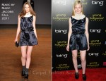 Elle Fanning In Marc by Marc Jacobs -  2011 Young Hollywood Awards