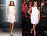 "Eva Longoria In Cushnie et Ochs - ""Pirates Of The Caribbean: On Stranger Tides"" World Premiere."