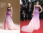 "Fan Bing Bing In Atelier Versace - 2011 Cannes Film Festival ""The Artist"" Premiere"