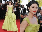 "Fan Bing Bing In Oscar de la Renta - 2011 Cannes Film Festival ""The Tree Of Life"" Premiere"