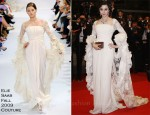 "Fan Bing Bing In Elie Saab Couture - 2011 Cannes Film Festival ""Polisse"" Premiere"