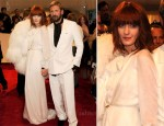 Florence Welch In YSL - 2011 Met Gala