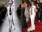 Freida Pinto In Chanel Couture - 2011 Met Gala