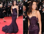 Gong Li In Roberto Cavalli - 2011 Cannes Film Festival Opening Ceremony