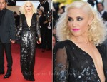 "Gwen Stefani In Stella McCartney -  2011 Cannes Film Festival ""The Tree Of Life"" Premiere"