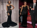 Janet Jackson In Marchesa - Life Ball 2011
