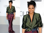 Janet Jackson In Haider Ackermann - 2011 amfAR's Cinema Against AIDS Gala