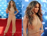 "Jennifer Lopez In Michael Kors - ""American Idol"" 2011 Finale Results Show"