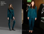 Jessica Biel In Gucci - Revlon Commercial Launch