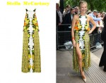 In Jo Whiley's Closet - Stella McCartney Citrus Print Dress
