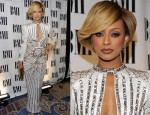 Keri Hilson In Mirco Giovannini - 59th Annual BMI Pop Awards