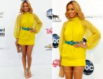 Keri Hilson In Rachel Roy - 2011 Billboard Music Awards