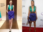 Kerry Washington In Gucci - 2nd Annual Mary J. Blige Honors Concert
