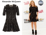 In Kylie Minogue's Closet - Alexander McQueen Embellished Dress