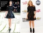 Kylie Minogue In Alexander McQueen - 2011 Billboard Music Awards