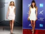 "Lake Bell In Cushnie et Ochs - 2011 Tribeca Film Festival ""A Good Old Fashioned Orgy"" Premiere"