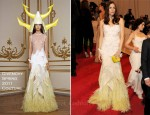 Liv Tyler In Givenchy Couture - 2011 Met Gala