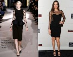 Liv Tyler In Stella McCartney - Stella McCartney Saks Fifth Avenue Boutique Opening