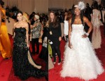Philip Treacy Fascinators @ The Met Gala