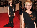 Michelle Williams In Miu Miu - 2011 Met Gala