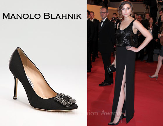 really for sale in China cheap price Manolo Blahnik Satin Hangisi Pumps buy cheap purchase cheap sale amazing price cheap low price xYrs6PSl