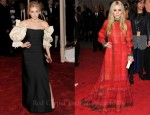 Ashley & Mary-Kate Olsen - 2011 Met Gala