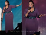 Oprah Winfrey In L'Wren Scott - Surprise Oprah! A Farewell Spectacular