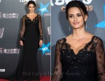 "Penelope Cruz In Armani Privé - ""Pirates Of The Caribbean: On Stranger Tides"" Madrid Premiere"