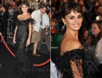 "Penelope Cruz In Marchesa - ""Pirates Of The Caribbean: On Stranger Tides"" World Premiere"