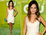 Rachel Bilson In Chanel Couture - CW Network's 2011 Upfront