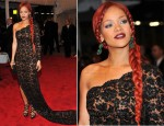 Rihanna In Stella McCartney - 2011 Met Gala