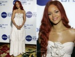 Rihanna In BCBG Max Azria - Nivea's 100th Anniversary Celebration