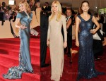 Stars In Stella MCartney - 2011 Met Gala