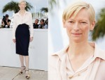 "Tilda Swinton - 2011 Cannes Film Festival ""We Need To Talk About Kevin"" Photocall"