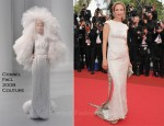 "Uma Thurman In Chanel Couture - 2011 Cannes Film Festival ""Pirates of the Caribbean: On Stranger Tides"" Premiere"