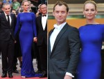 Uma Thurman In Armani Privé - 2011 Cannes Film Festival Closing Ceremony