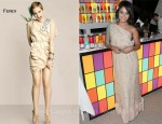 Vanessa Hudgens In Fendi - The Art Of Elysium 3rd Annual Paradis