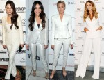Red Carpet Trend: White Suits