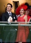 Katherine Jenkins In Azzedine Alaia - Royal Ascot Day 2
