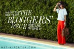 Net-A-Porter.com: The Blogger Issue