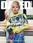 Beyonce Knowles For Dazed & Confused July 2011