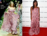 Alexandra Burke In D&G - 2011 Glamour Women of the Year Awards
