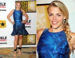 Busy Philipps In Juan Carlos Obando - 2011 Critics' Choice Television Awards