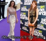 Best Dressed Of The Week - Catherine, Duchess of Cambridge In Jenny Packham & Emma Stone In Bottega Veneta