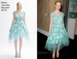 Elle Fanning In Marc Jacobs - 2011 Women In Film Crystal + Lucy Awards