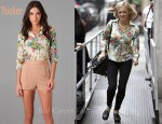 In Fearne Cotton's Closet - Tucker Floral Shirt